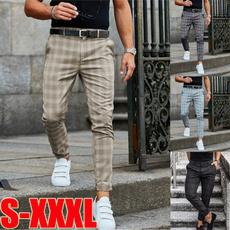 calcamasculina, plaidtrouser, plaid, Men's Fashion