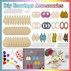 bricolage, Triangles, Jewelry, teardrop