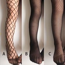 budsilkstocking, netssock, Socks, Fish Net