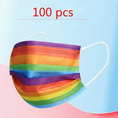rainbow, Fashion, dustmask, Colorful