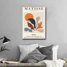 tropical, Plants, Posters, Abstract