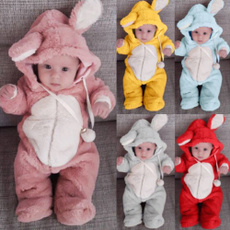 cute, babykidsplaysuit, babyrabbitplaysuit, Winter