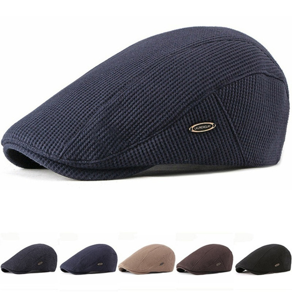 Newsboy Caps, Winter, Golf Hat, beretmen