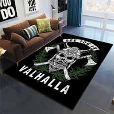 Rugs & Carpets, Fashion, Mats, skull