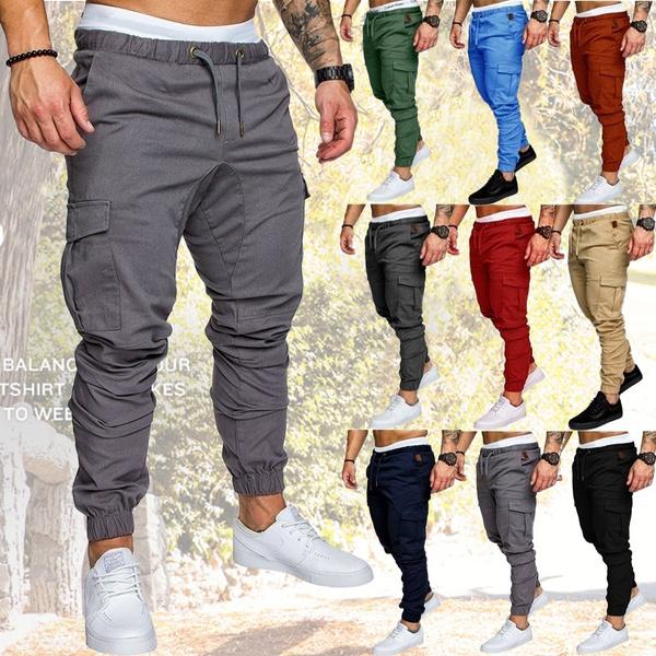 joggersmen, Fashion, Casual pants, Fitness