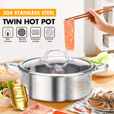 Steel, Kitchen & Dining, Stainless Steel, Cooker