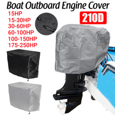 boatenginecover, Waterproof, boatmotor, Hp
