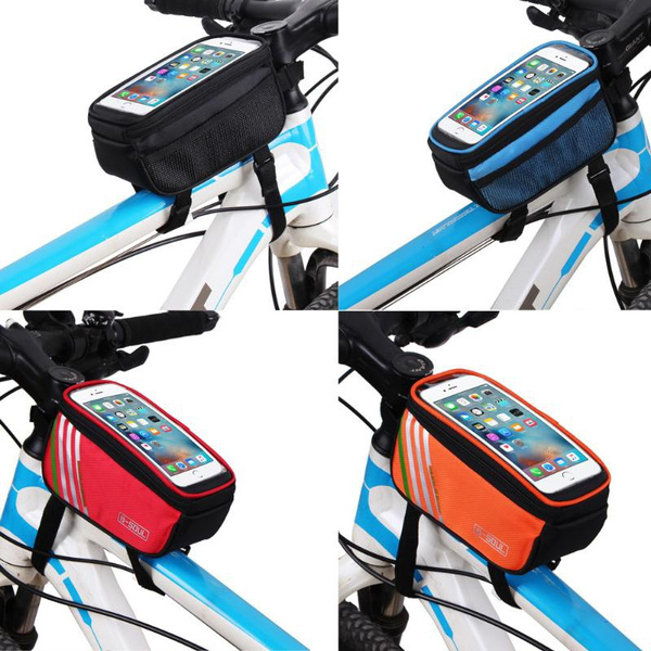 mobilephonebag, bagspannier, Bicycle, Sports & Outdoors
