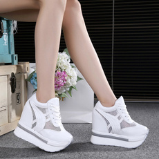 trainer, wedge, Sneakers, Fashion