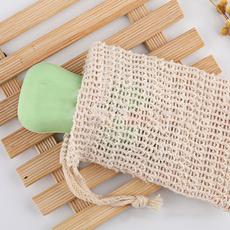 Natural, exfoliating, Pouch, saver