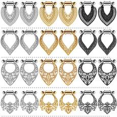 Steel, earplug, earringpiercing, Jewelry