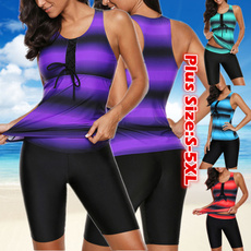 bathing suit, two piece swimsuit, Ladies Swimsuit, Tankini Set