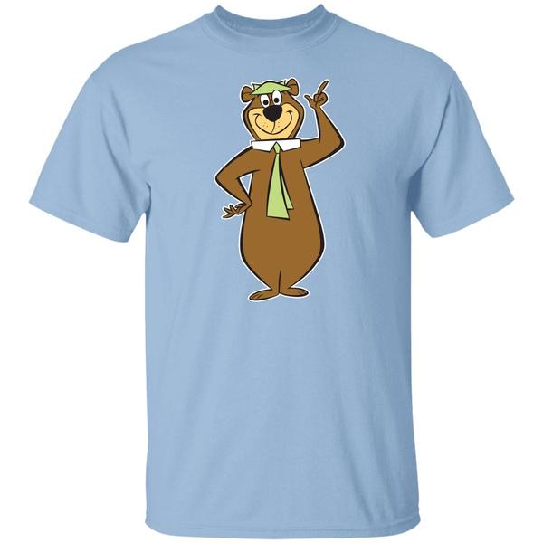 yogi, Bears, T Shirts, Animation