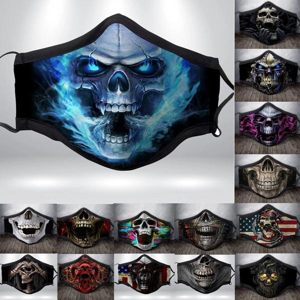 Goth, Fashion, halffacemask, punk