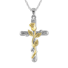 Fashion Accessory, Fashion, Jewelry, Cross Pendant