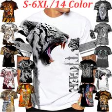 tattoo, 3dtigertshirt, thetiger, Cool T-Shirts