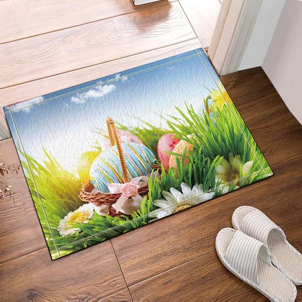 doormat, Bathroom, 60x40cmbathmat, softcarpetdoormat