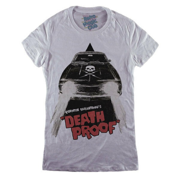 grindhouse, tarantino, death, Shirt