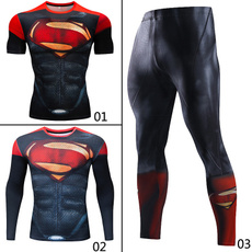 boxingclothing, supermentshirt, Sleeve, pants