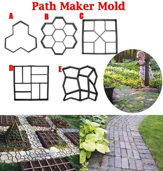 Home Supplies, Garden, gardensupplie, diyplasticpathmaker