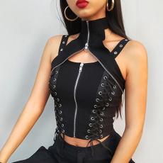 sexy, Goth, Fashion, Tank