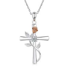 Sterling, Flowers, Infinity, Jewelry