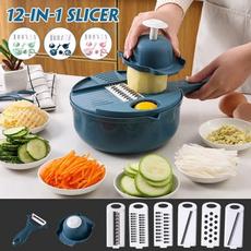 carrotslicer, Kitchen & Dining, vegetablecutter, Shredders