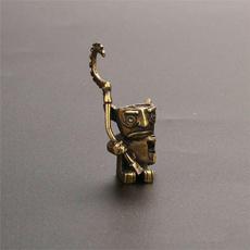 Brass, Copper, purecopperrobotguardornament, robotguard