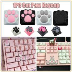 cute, keyboardkeycap, catpawkeycap, Cherry