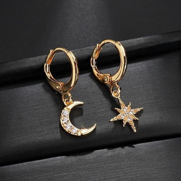 Sterling, Fashion, Star, Jewelry