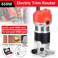 electricrouter, case, Electric, woodworkingtrimmer