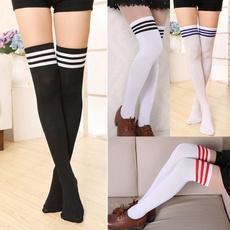 Blues, womens stockings, schoolgirl, Fashion