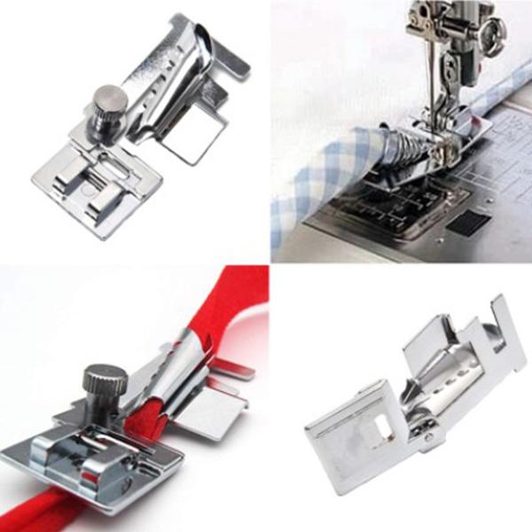 Machine, householdsewingmachinepressfoot, sidelinepresserfoot, sewingbaghempressfoot
