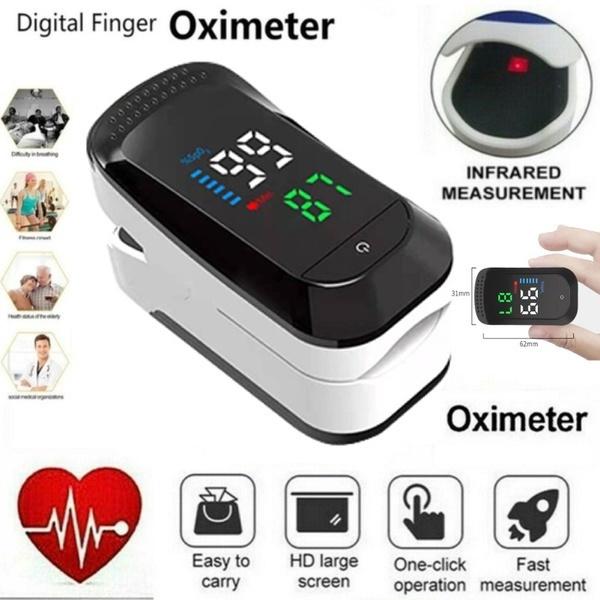 heartratemonitor, fingerpulseoximeter, storgebag, pulse