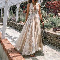 Floral, Lace, floral lace, Dress