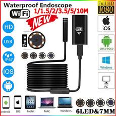 borescope, led, usb, Waterproof