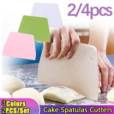 doughscraperplastic, Butter, pastrycutter, Baking