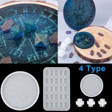 compassmold, traymold, tray, resinmold