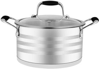 Steel, Stainless Steel, Pot, quartstockpot