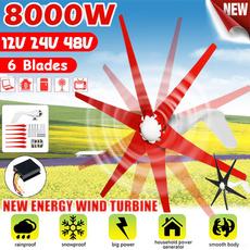 verticalflataxiswindturbine, Home & Kitchen, windturbine12v, electricpower