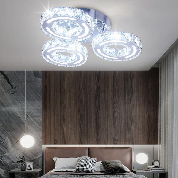 ledceilinglight, ceilinglamp, Jewelry, lampucandelier