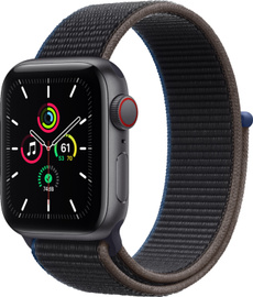 Charcoal, applewatch, Apple, Aluminum