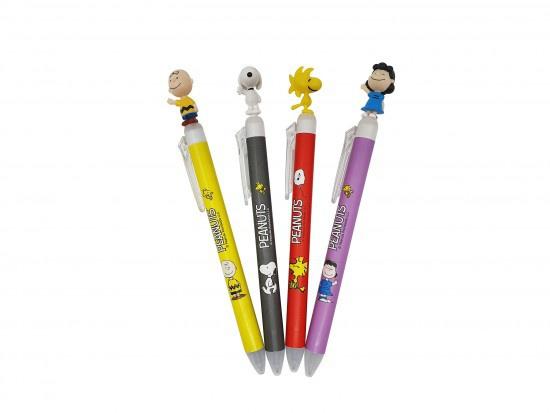 brown, ballpoint, Pen, Mascot