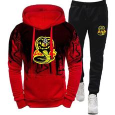 Cobra, Moda, pullover hoodie, pants