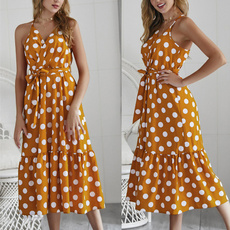 bohemia, slingdresse, Fashion, Sling