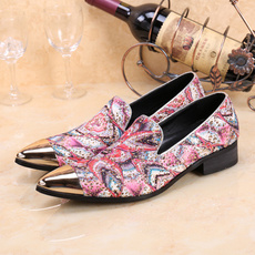 party, Plus Size, partyshoe, leather shoes