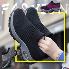 wedge, Platform Shoes, aircushion, Wedge Shoes