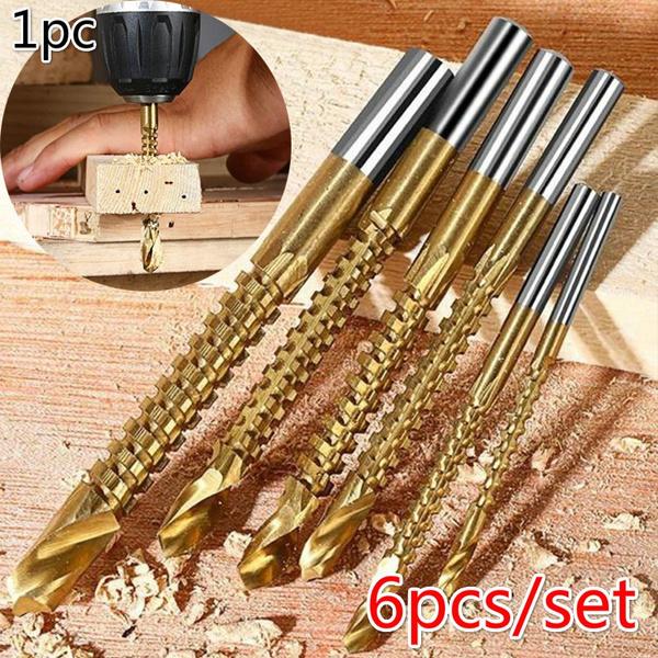 screw, twistdrill, cobaltdrill, Metal