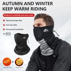 Fleece, dustproofmask, neckgaiter, cyclingfleecefacecover