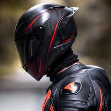 Helmet, Full, Off, Bikes